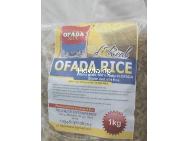 Dreal Ofada Rice for Sale - - 3