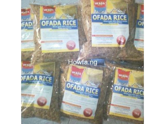 Dreal Ofada Rice for Sale - - 4