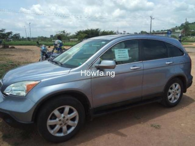 Honda CR-V Model 2008 - Clean and Excellent Condition - 1