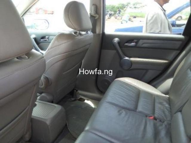 Honda CR-V Model 2008 - Clean and Excellent Condition - 2