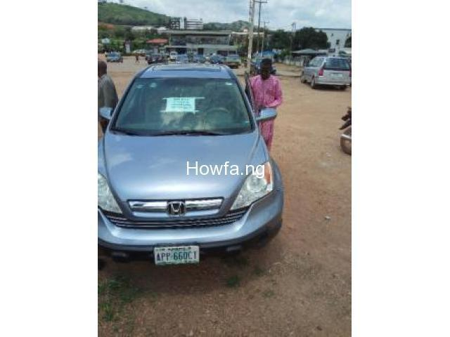 Honda CR-V Model 2008 - Clean and Excellent Condition - 4