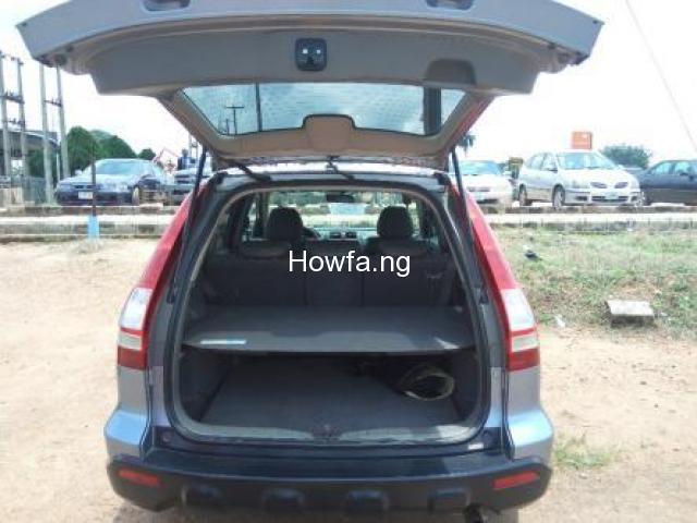 Honda CR-V Model 2008 - Clean and Excellent Condition - 8