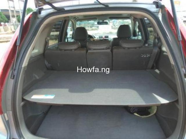 Honda CR-V Model 2008 - Clean and Excellent Condition - 9