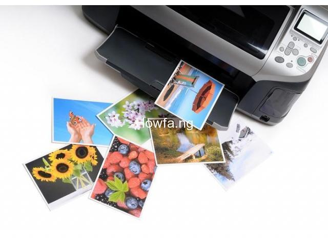 Quality Printing Services - Excellent Printing rate - 4
