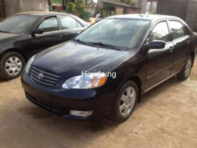 Toyota Corolla 2006 - Superb Condition and Reasonable Price - 1