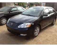 Toyota Corolla 2006 - Superb Condition and Reasonable Price
