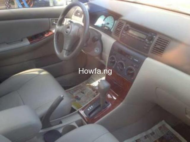 Toyota Corolla 2006 - Superb Condition and Reasonable Price - 2