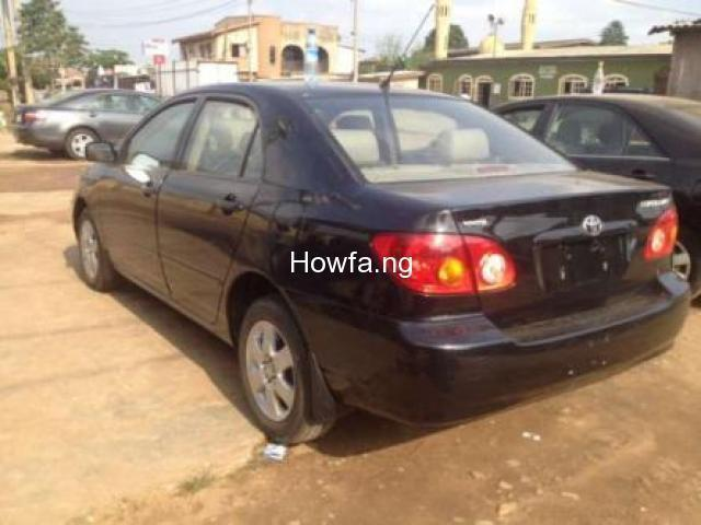 Toyota Corolla 2006 - Superb Condition and Reasonable Price - 3