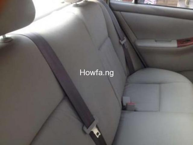 Toyota Corolla 2006 - Superb Condition and Reasonable Price - 4