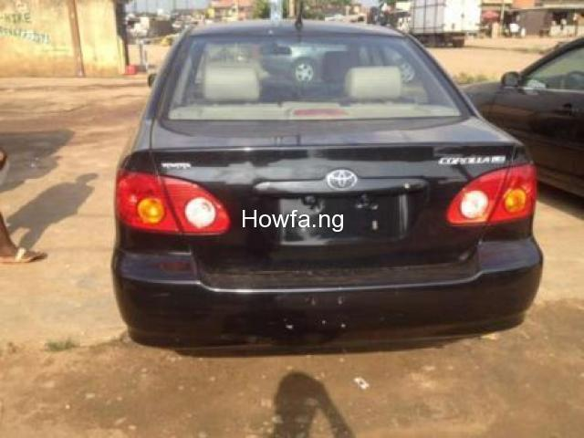 Toyota Corolla 2006 - Superb Condition and Reasonable Price - 5