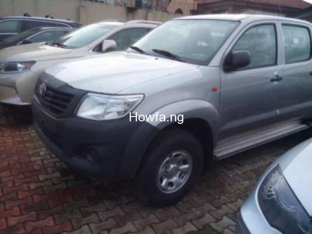 Toyota Hilux - Model  2010 - Superb Clean with reasonable Price - 1