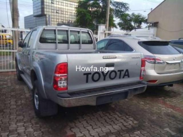 Toyota Hilux - Model  2010 - Superb Clean with reasonable Price - 3
