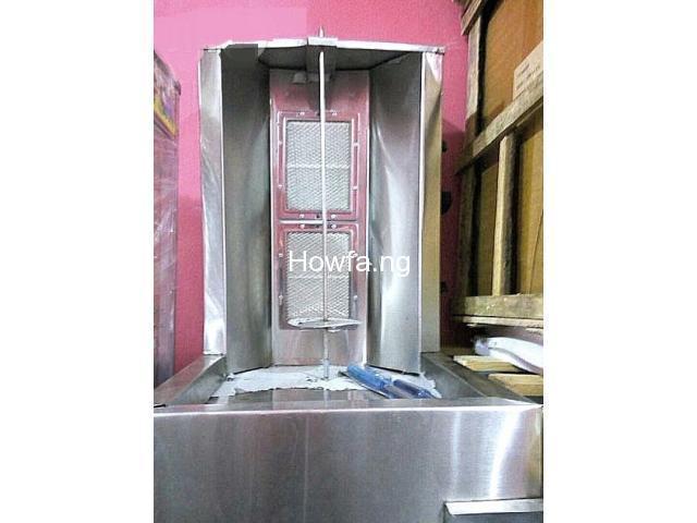 Shawarma Grill Machine for Sale - Excellent Condition - 2