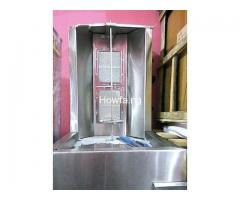 Shawarma Grill Machine for Sale - Excellent Condition - Image 2