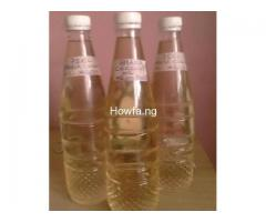 PURE Coconut Oil From Ghana (75CL Bottle) - 100% Original - Image 1