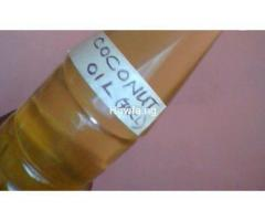 PURE Coconut Oil From Ghana (75CL Bottle) - 100% Original - Image 3