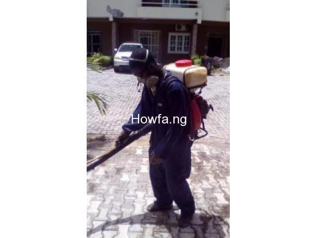 Best fumigation Services in Nigeria - Call Now - 1