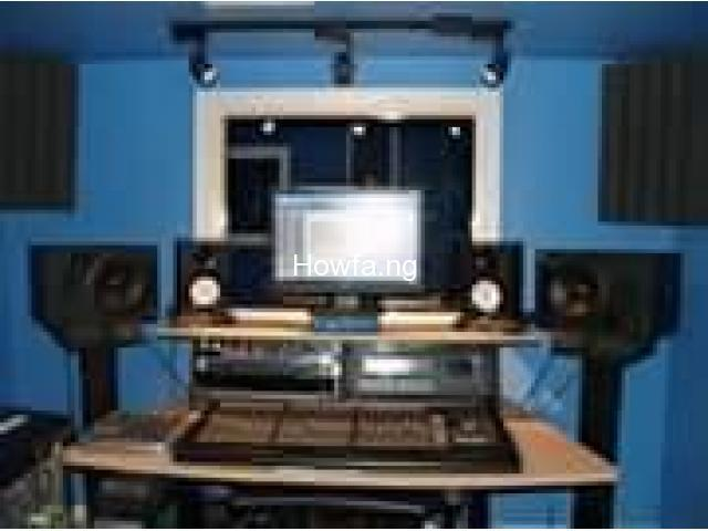 Music recording studio in Lagos is Real money on beat Available - 1