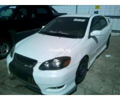 TOYOTA COROLLA XR - Model 2005 - Excellent Condition for Sale - Image 1