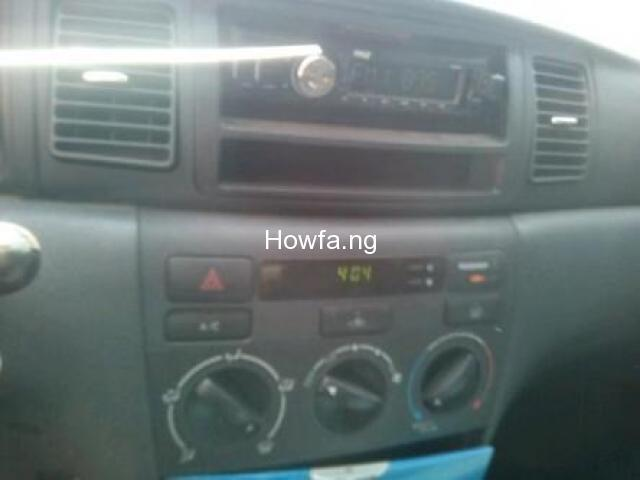 TOYOTA COROLLA XR - Model 2005 - Excellent Condition for Sale - 5