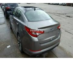 Silver KIA OPTIMA SX 2012 Model - Excellent Condition for Sale - Best Offer - Image 2
