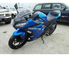 KAWASAKI EX300 B - Excellent Condition and Best Price