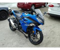 KAWASAKI EX300 B - Excellent Condition and Best Price - Image 2