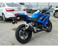 KAWASAKI EX300 B - Excellent Condition and Best Price - Image 3
