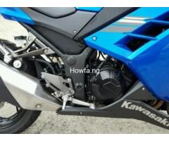 KAWASAKI EX300 B - Excellent Condition and Best Price - Image 7