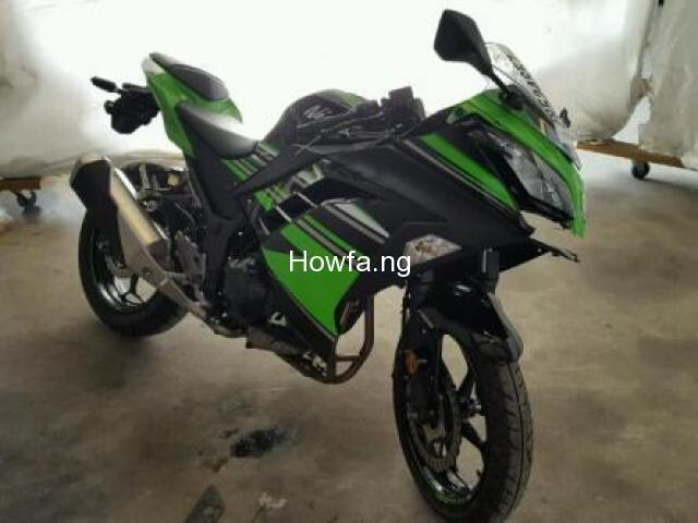 KAWASAKI EX300-B - Almost New Condition - Best Offer - 2