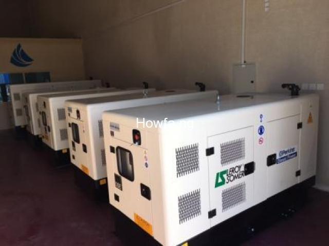Perkins Diesel Generators 9 KVA - Best Price  - UK Imported - 6