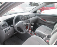 Foreign used Toyota corolla 2005 for sale - Image 2