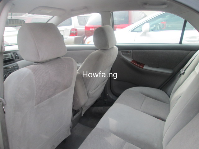 Foreign used Toyota corolla 2005 for sale - 3