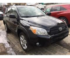Foreign used Toyota rav4 2008 for sale - Image 1