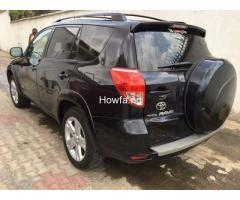 Foreign used Toyota rav4 2008 for sale - Image 2