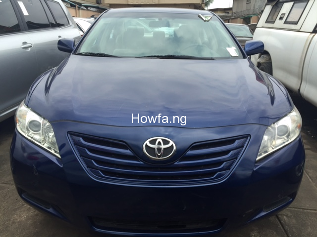 Foreign used Toyota Camry 2008 for sale - 1