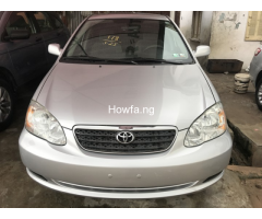 Foreign used Toyota corolla 2004 - Image 1