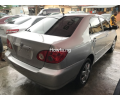 Foreign used Toyota corolla 2004 - Image 5
