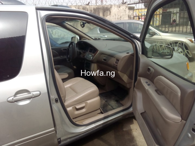 Foreign used Toyota Sienna 2003 for sale - 2