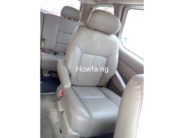 Foreign used Toyota Sienna 2003 for sale - 3