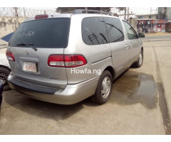 Foreign used Toyota Sienna 2003 for sale - Image 4