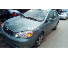 Foreign used Toyota corolla 2005 - Image 1