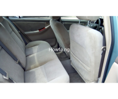 Foreign used Toyota corolla 2005 - Image 3