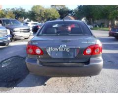 Foreign used Toyota corolla 2005 - Image 2