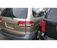 Foreign used Toyota Sienna 2003 - Image 2