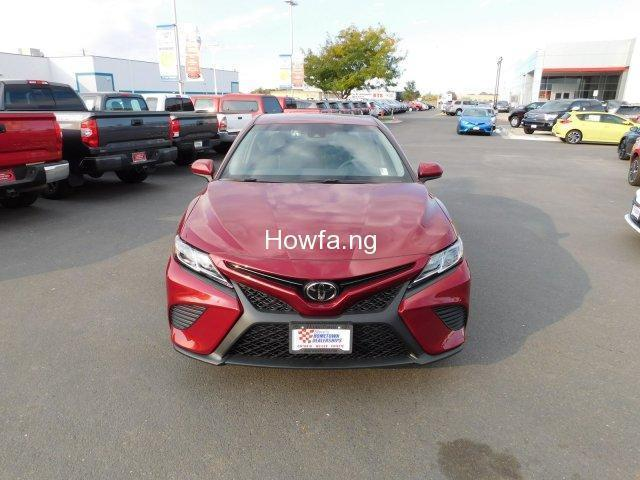 2018 Toyota Camry for sale - 1