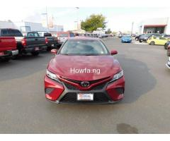 2018 Toyota Camry for sale - Image 1