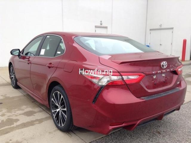 2018 Toyota Camry for sale - 6
