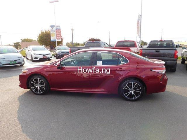 2018 Toyota Camry for sale - 9