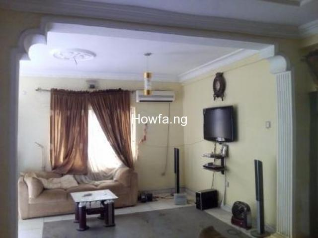 Tastefully furnished 3 Bedroom Flat At Wuse Zone 6 - Sale Now - 2